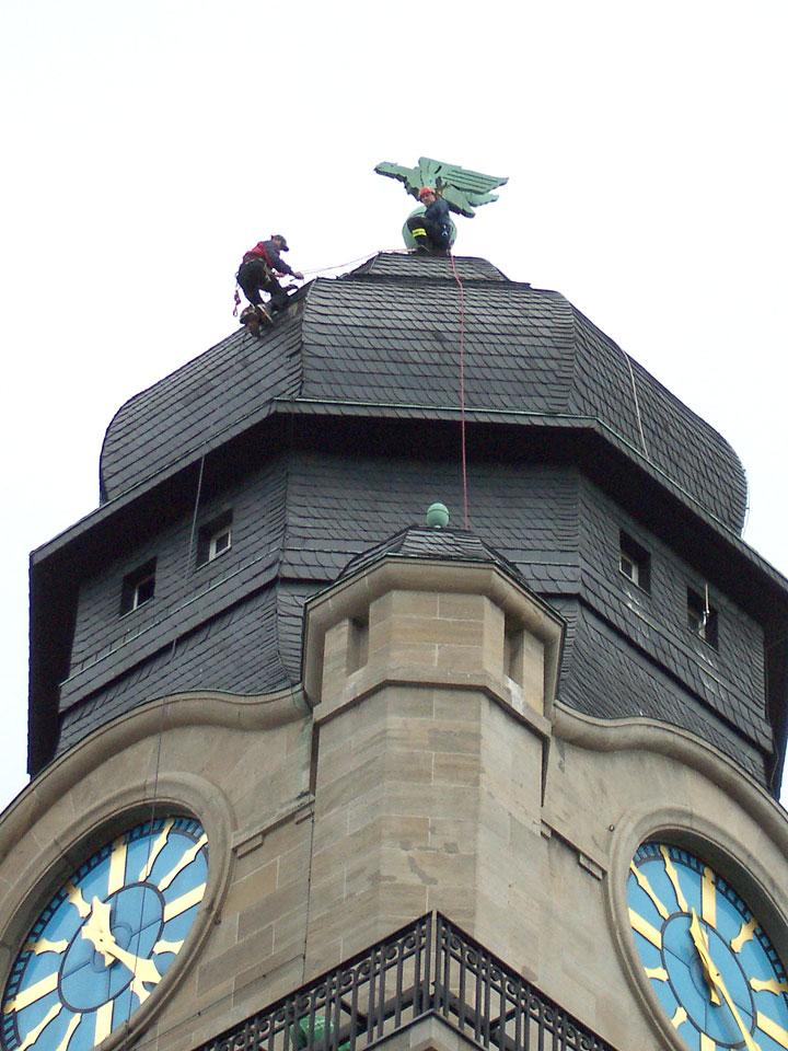 Reparatur-Rathausturm-Plauen-5